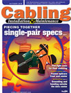 Wherever cabling goes, grounding and bonding requirements follow Image