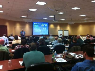 CPI Data Center Power and Cooling Efficiency Seminar: 2012
