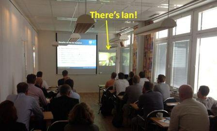 CPI Webcast in Stockholm, Sweden