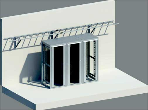 Example of a 3D BIM drawing