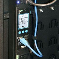 eConnect PDU Display
