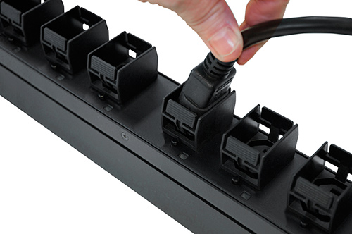 eConnect PDU Locking Outlet
