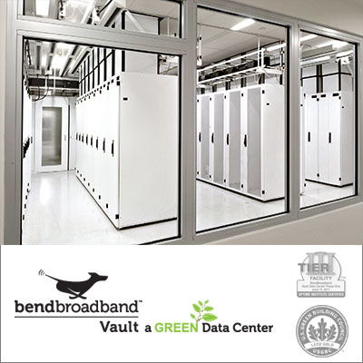 BendBroadband Green Data Center