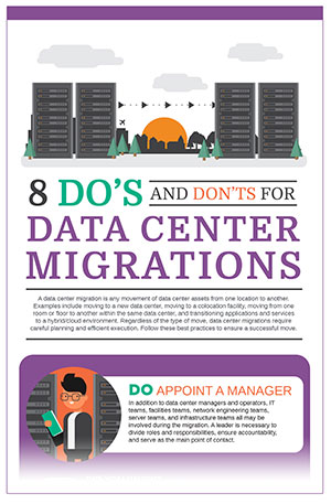 Data Center Migration Tips from Sunbird