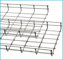 OnTrac Wire Mesh Cable Tray - Shaped and Standard