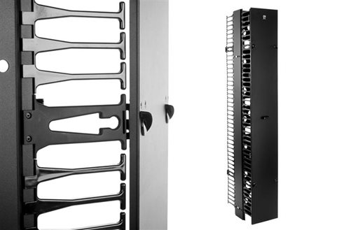 MCS-EFX Master Cabling Section with Extended Fingers Double-Sided Image
