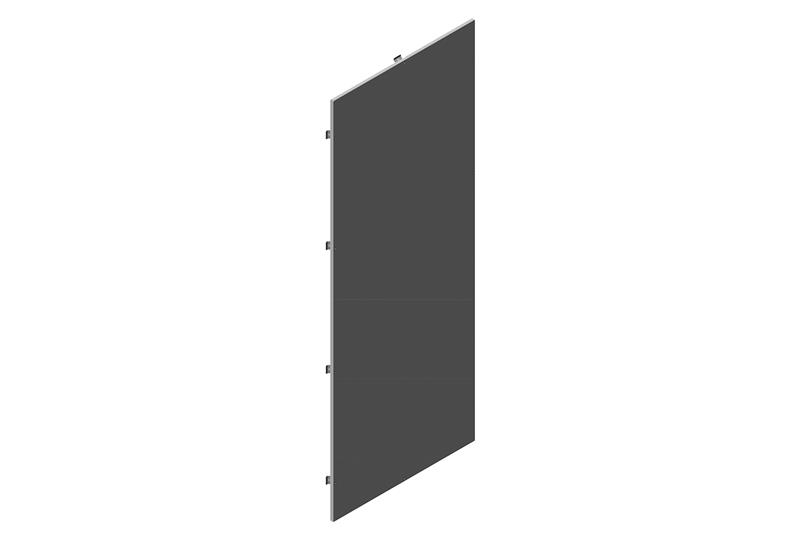 Single Metal Side Panel Assembly for RMR Modular Enclosure Image