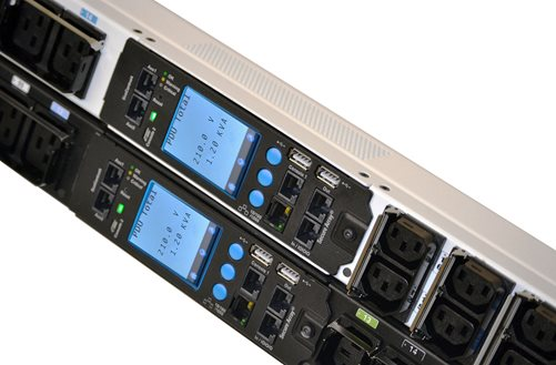 Switched Pro eConnect® PDU Image