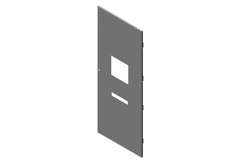 AC Door Assembly for RMR Modular Enclosure Image