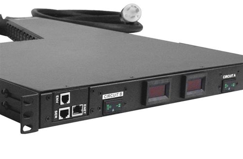 PowerWedge Controlled Horizontal Rack-Mount PDUs Image