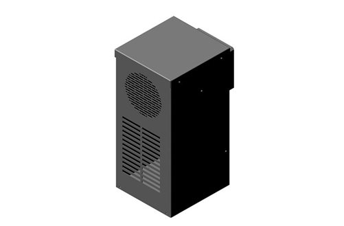 RMR Wall-Mount Enclosure Air Conditioner Image