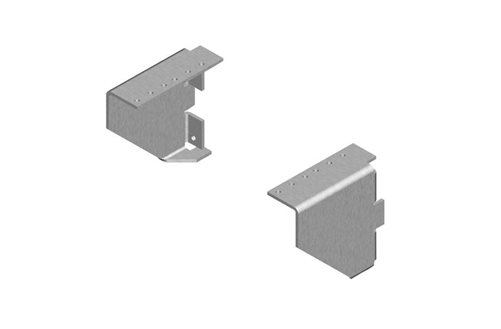 90 Degree Mounting Bracket for CUBE-iT Cabinet Image