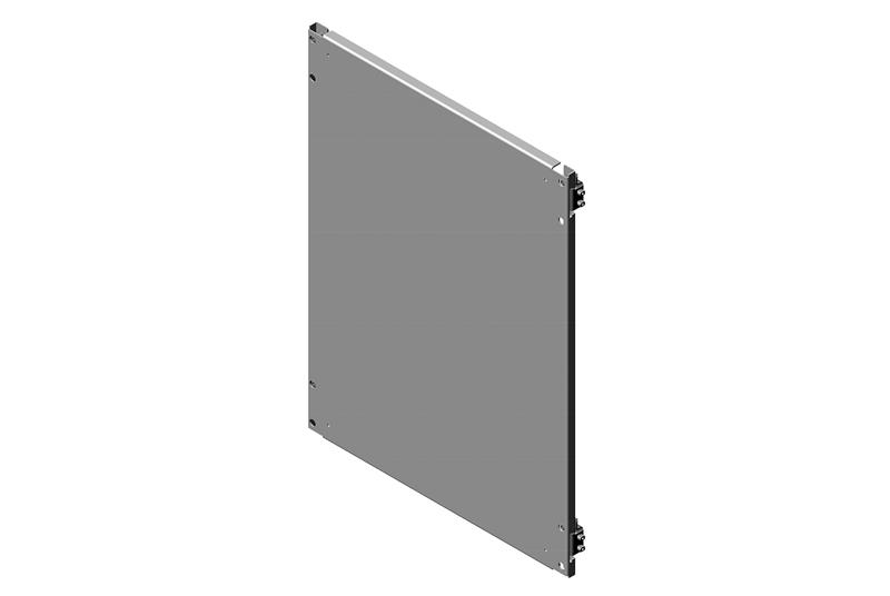 RMR Modular Enclosure Half-Height Mounting Plate Assembly Image