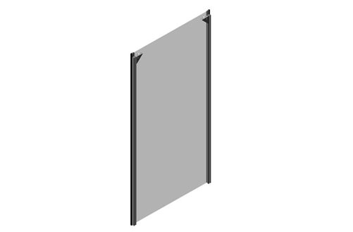 Full Height Cabinet Blanking Panel for BTS Kit Image