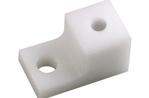 Rack Busbar Insulator Block Image