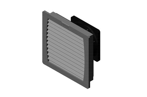 RMR Modular Enclosure Filter/Intake Fan Image