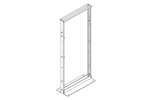 Two-Post Racks | Chatsworth Products