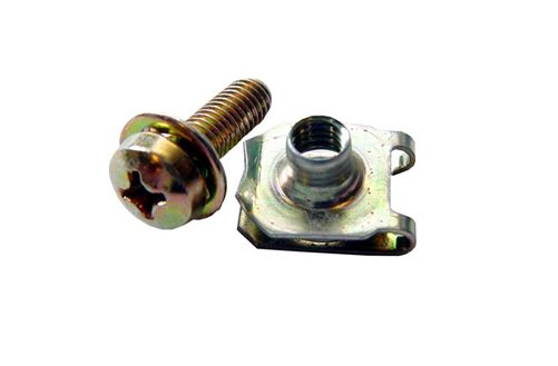 Sems Mounting Screws with Clip Nut Image