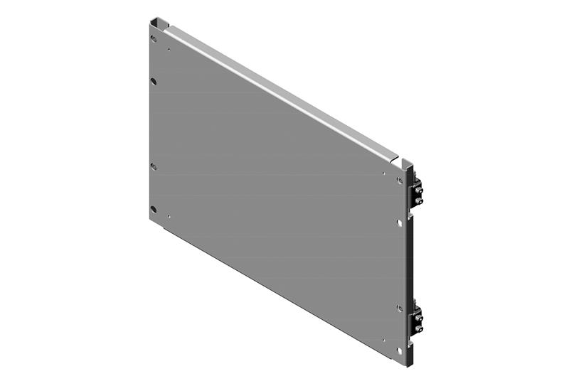 RMR Modular Enclosure Quarter-Height Mounting Plate Assembly Image