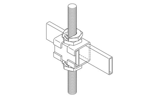 Slip-On Support Bracket Image