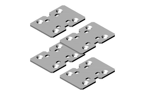 RMR Modular Enclosure Flat Internal Baying Brackets Image