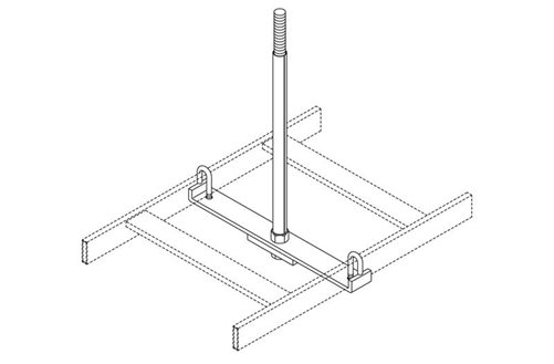 Cable Runway Center Support Kit Image