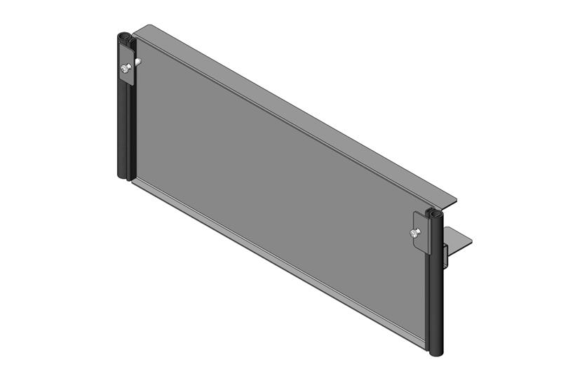 Adjustable Height Filler Panel Image