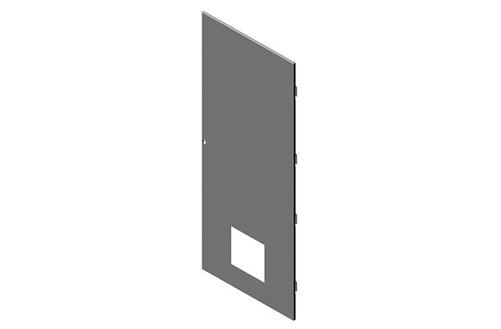 Intake Door Assembly for RMR Modular Enclosure Image