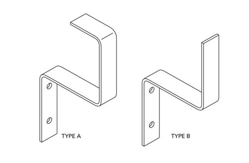 Wall Cable Support Bracket  Image