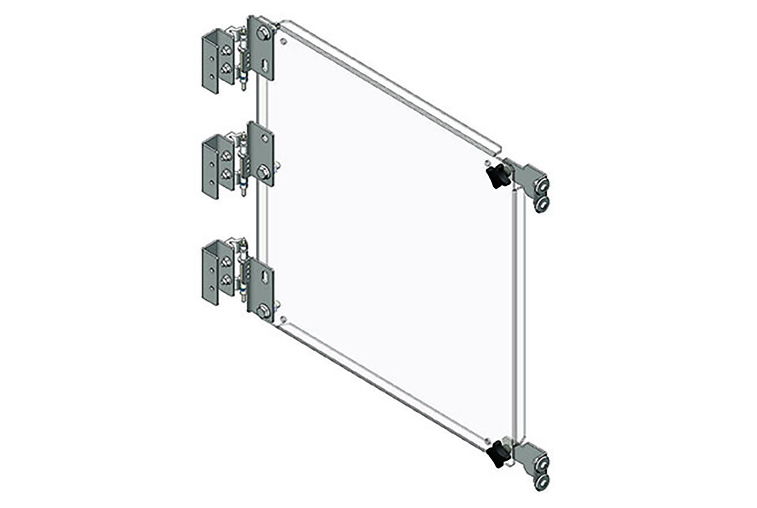 Swing-Out Plate Mounting Kit Image