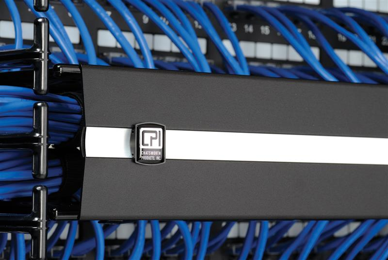 Evolution® Horizontal Cable Manager Image