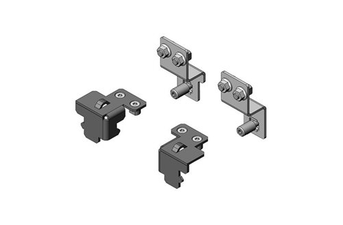 RMR Modular Enclosure Bracket Kit for Inset Mount of Full-Height Mounting Plate Image