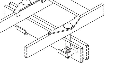 Mounting Kit Auxiliary Framing Channel Image