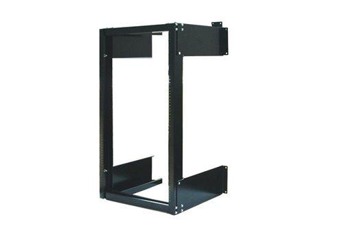 Heavy-Duty Wall-Mount Equipment Rack Image