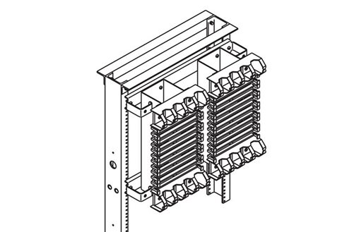 Small 110D Block Mounting Panels Image