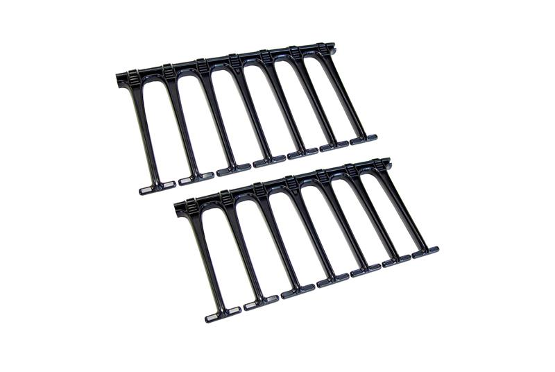 Cable Management Fingers Kit Seismic Frame® Two-Post Rack Image
