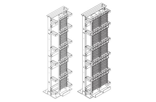 110D Block Mounting Panels Image