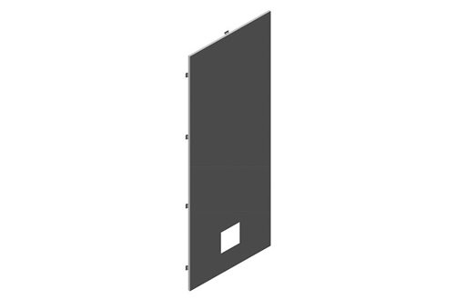 Intake Side Panel Assembly for RMR Modular Enclosure Image