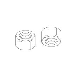 Hex Nuts Image